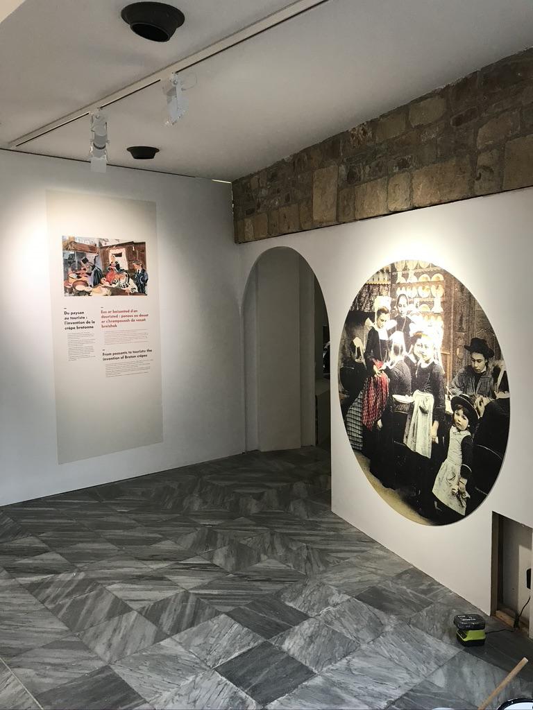 scenographie/abbaye de landevennec/ milleplateaux
