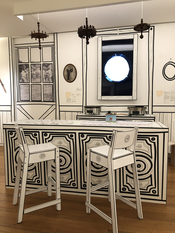 Exposition musee breton quimper